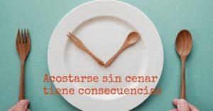 Saltarse comidas tiene consecuencias un artículo de Sanamente