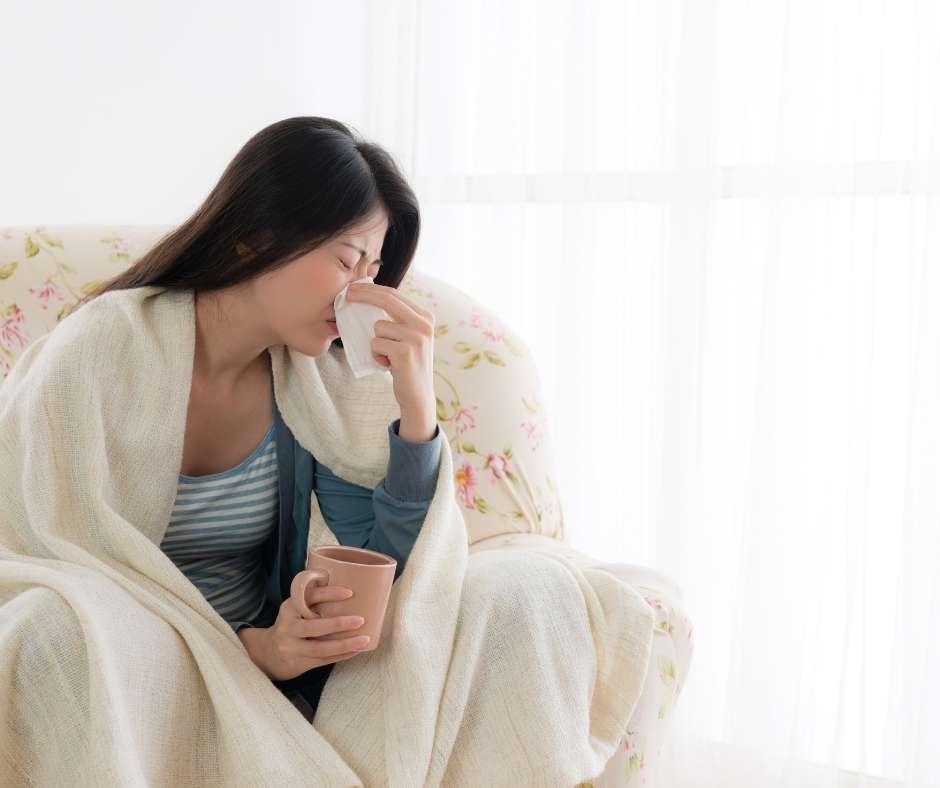 aceites esenciales para los resfriados o catarros