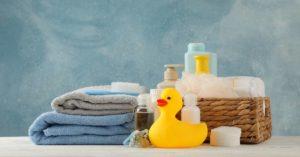 Higiene del bebé artículo de Sanamente Net