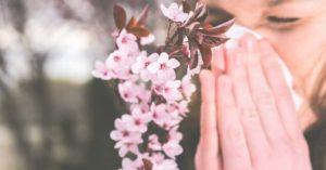 Síntomas alergia primaveral artículo de sanamente.net