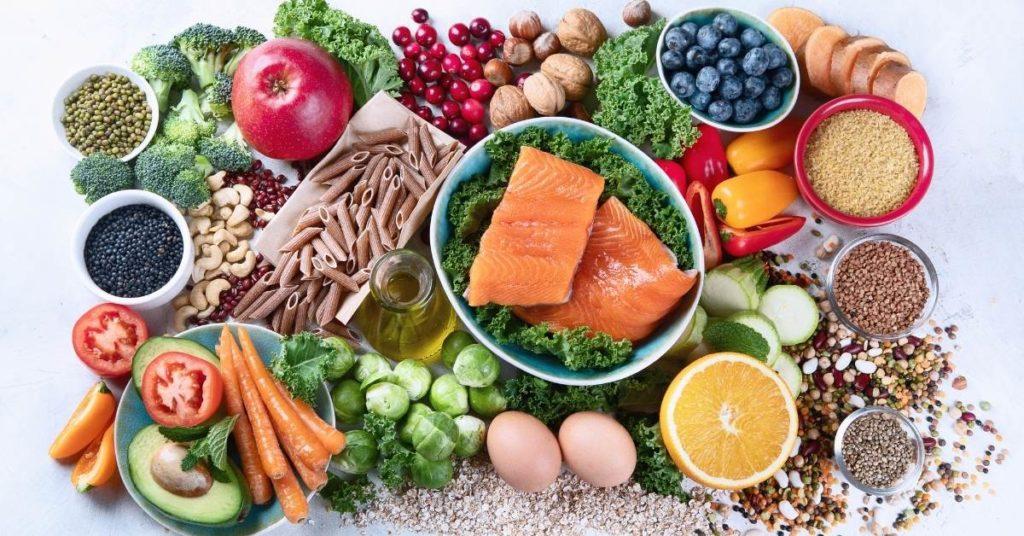 nutrientes embarazo lactancia es básico hacer una dieta equilibrada