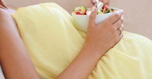 nutrientes embarazo lactancia un artículo de Sanamente.net