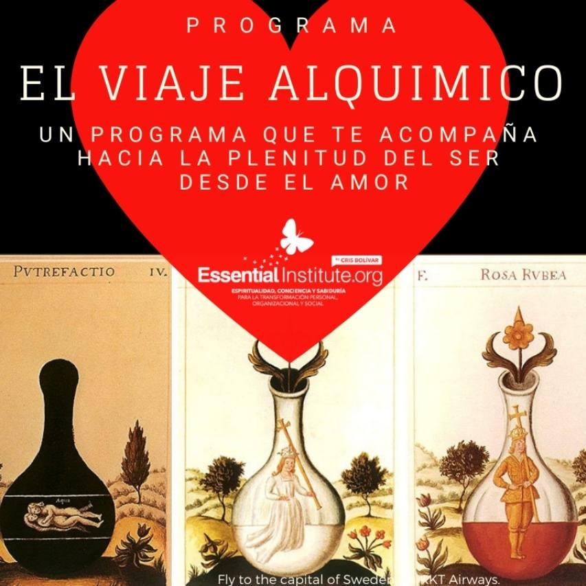 Viaje alquímico con Cris Bolivar