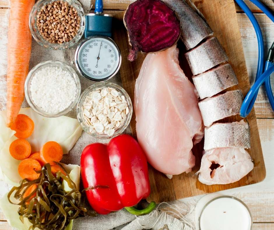 alimentación dieta mediterranea perfecta para reducir la hipertensión