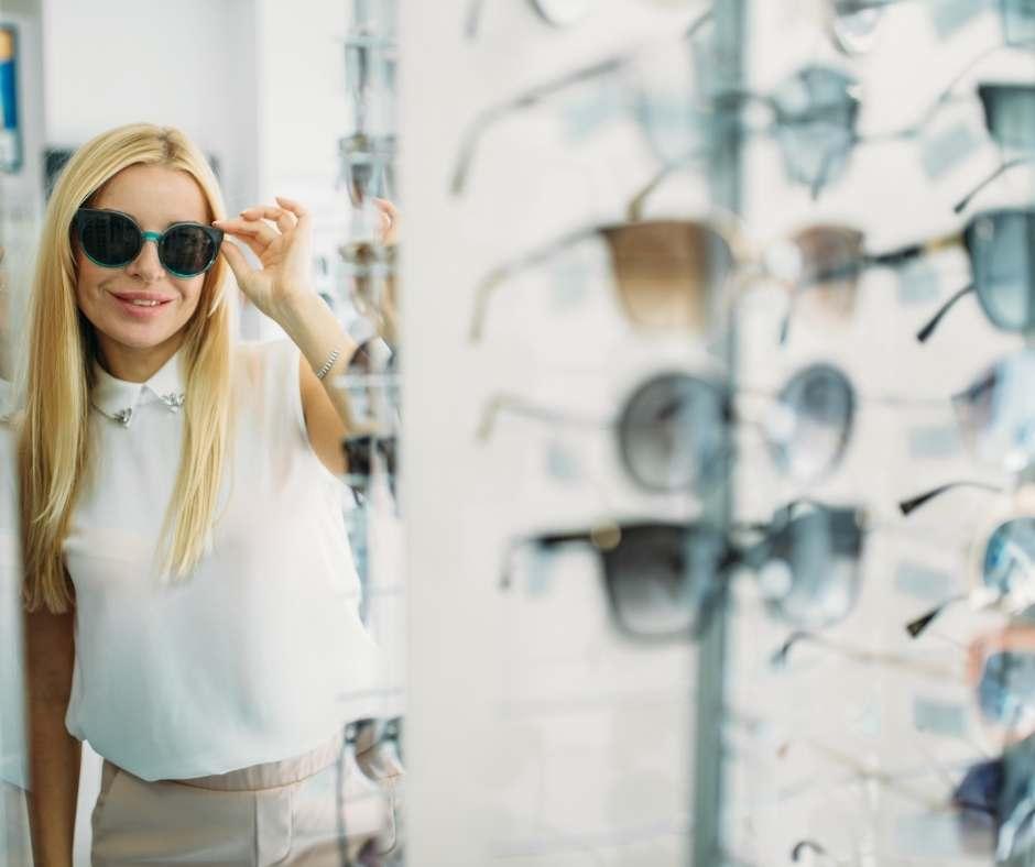 el mejor lugar para comprar unas gafas de sol es en las ópticas