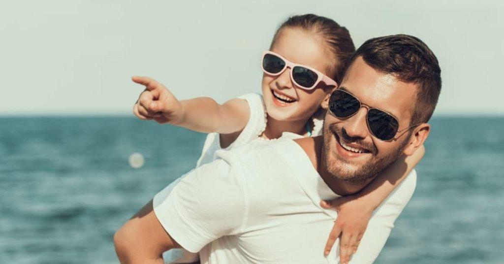 elegir bien gafas de sol para toda la familia