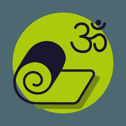 Icono directorios Yoga