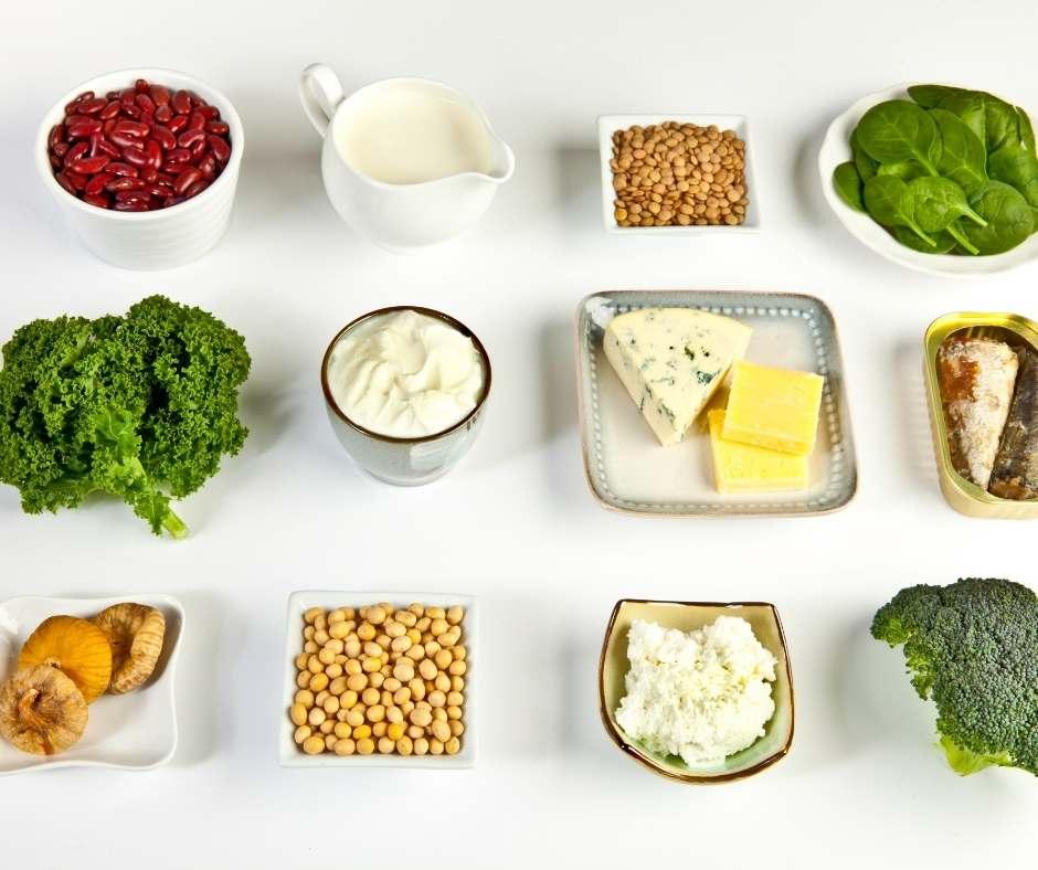 Alimentación osteoporosis