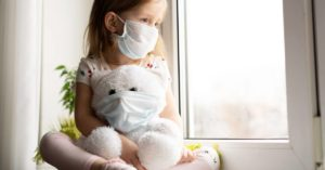 Niños y gestión del covid artículo de sanamente.net portada