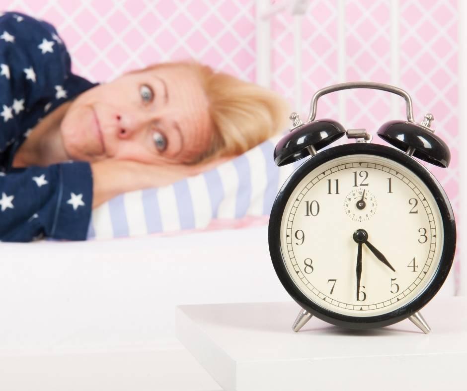 consejos para la menopausia y evitar el insomnio