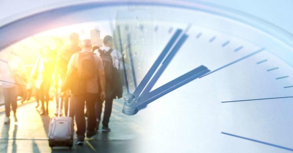 la ilusión del tiempo marca nuestras vidas