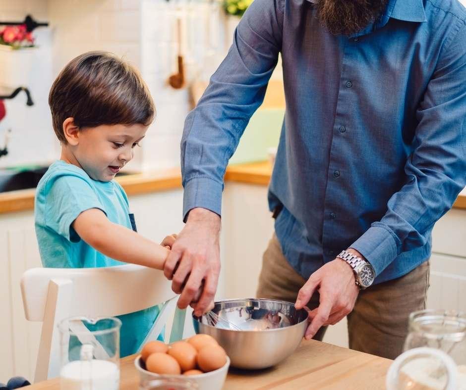 nuevas actividades con los niños para la gestión del Covid