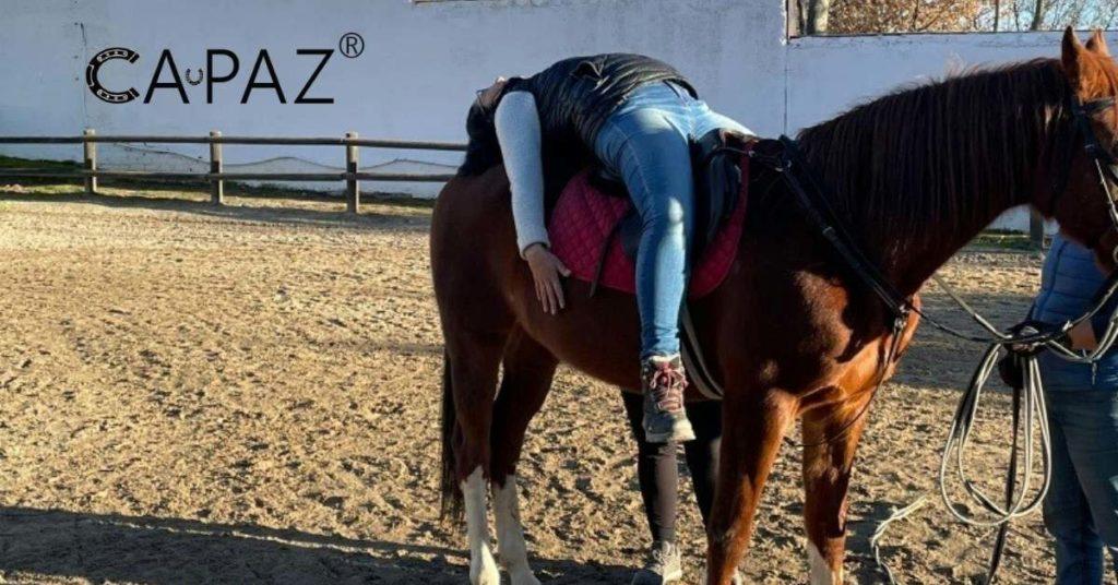 terapia con caballos portada