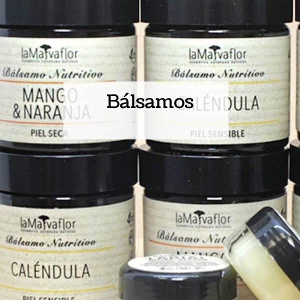 Producto destacado de laMalvaflor Jabones naturales