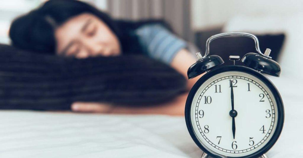 la siesta debe ser de 30 a 40 minutos