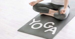 Yoga día internacional