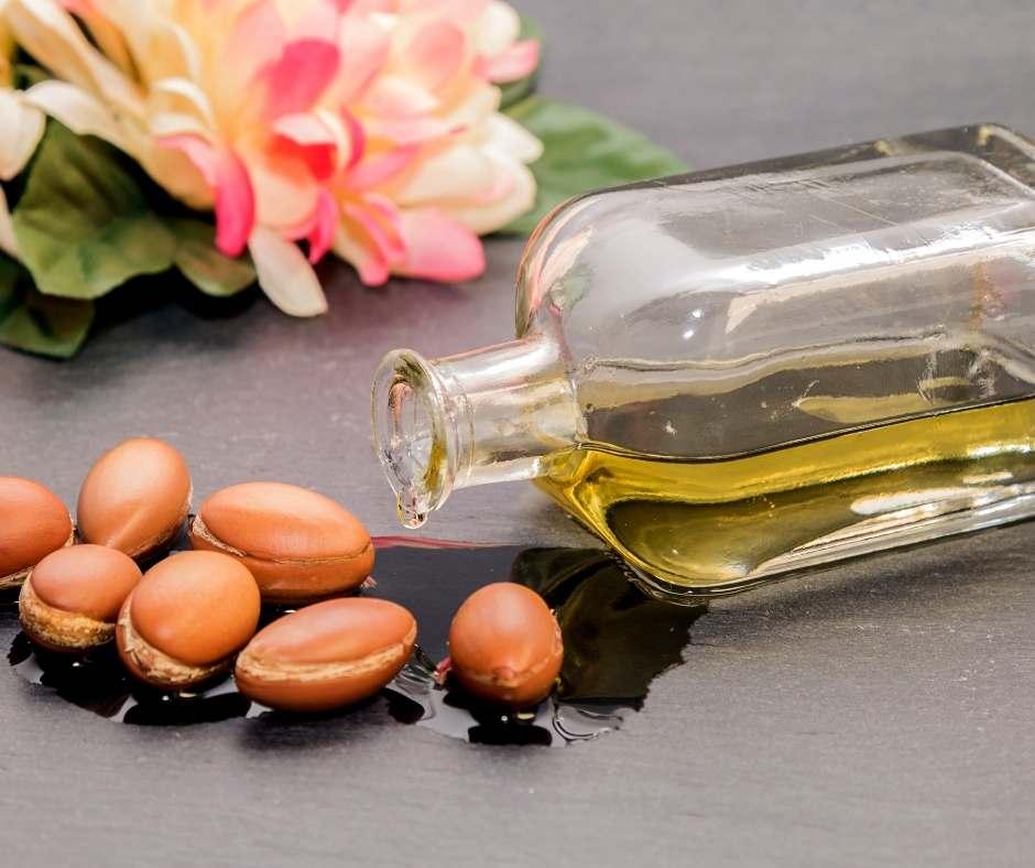 aceite de argan para un bronceado perfecto y saludable