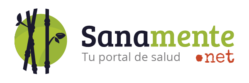 Logo de sanamente